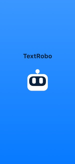 TextRobo Screenshot