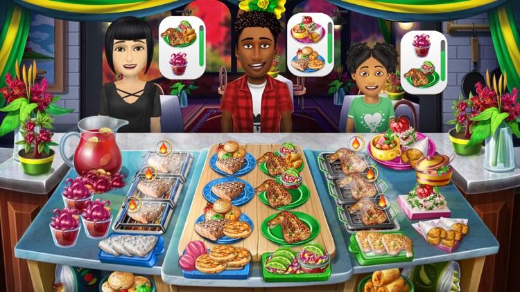 Virtual Families: Cook Off screenshot-9
