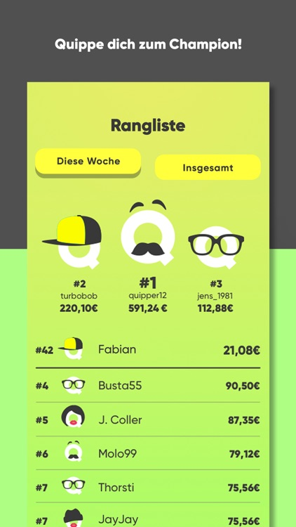 Quipp - die Live Quiz-App screenshot-6