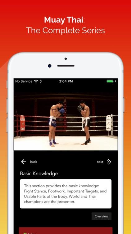 Muay Thai: The Complete Series screenshot-3