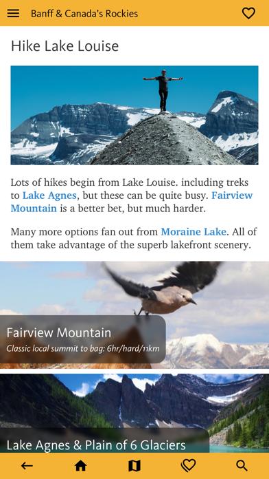 Banff & Canada's Rockies Guide screenshot 7