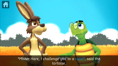 Tortoise and Hare (TaleThings) screenshot 1