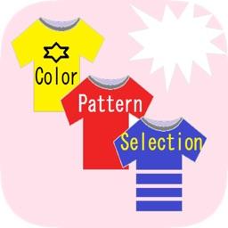 Examine Clothes Color