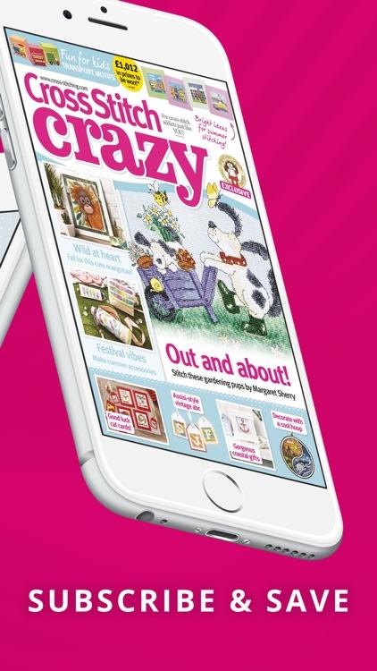 Cross Stitch Crazy Magazine screenshot-4