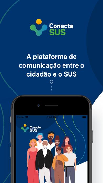Conecte SUS screenshot one