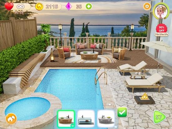 ホームクラフト - 家をデザインするゲームのおすすめ画像1
