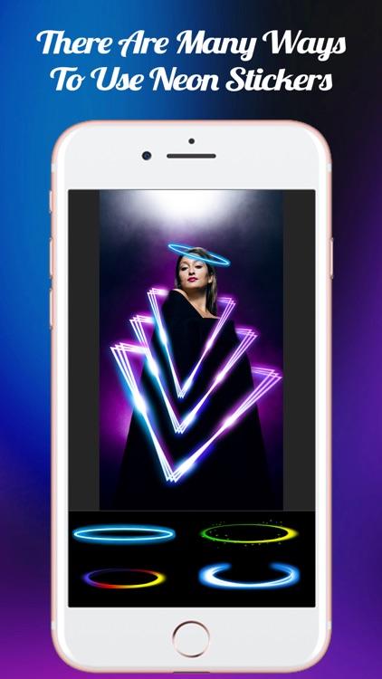 Neon – Photo Editor screenshot-4