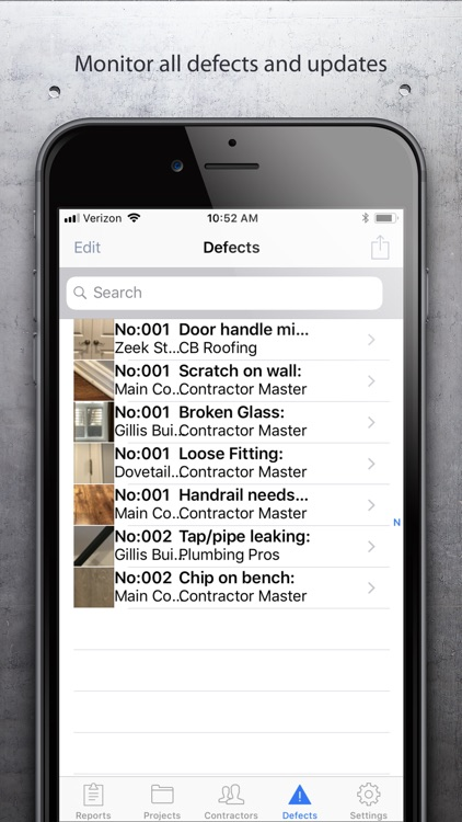 Defects Pro - Easy Punch Lists