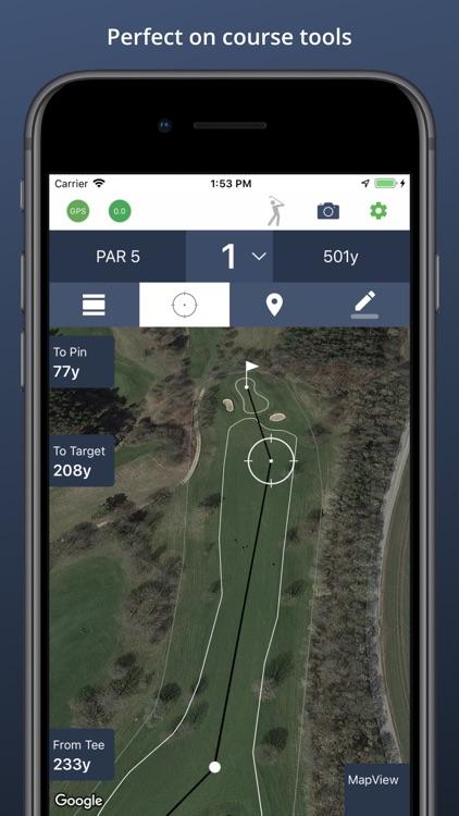 bebrassie: Golf GPS Tracking screenshot-6
