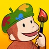 Draw with Curious George - iPadアプリ