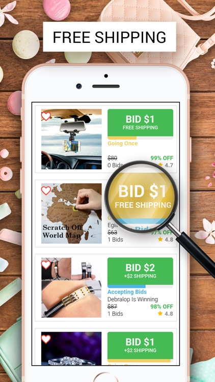 Klever: Live Shopping Auctions screenshot-5