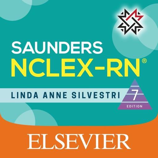 Saunders NCLEX RN Exam 2019 by Gentoo Labs LLC