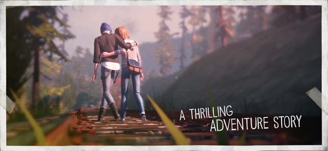 ‎Life Is Strange Screenshot