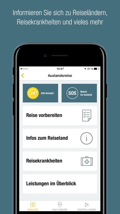 HUK - Meine Gesundheit screenshot-5