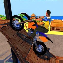 Racing Bike Stunts Ramp Pro