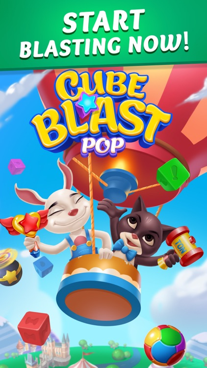 Cube Blast Pop - Tapping Fever screenshot-5