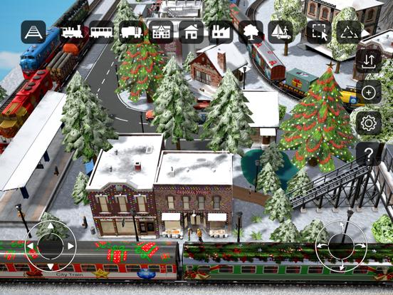 Model Railway Easily Christmas screenshot 10