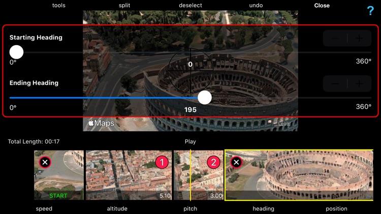 Birdy - Maps Video Recorder screenshot-6