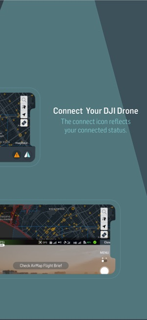 AirMap for Drones on the App Store