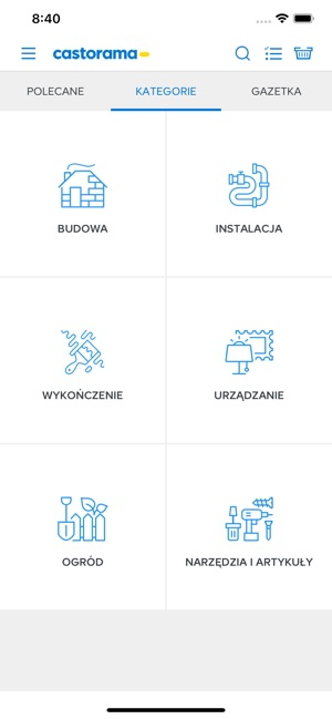 Castorama على App Store