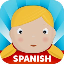 Ícone do app Bilingual Child: Learn Spanish
