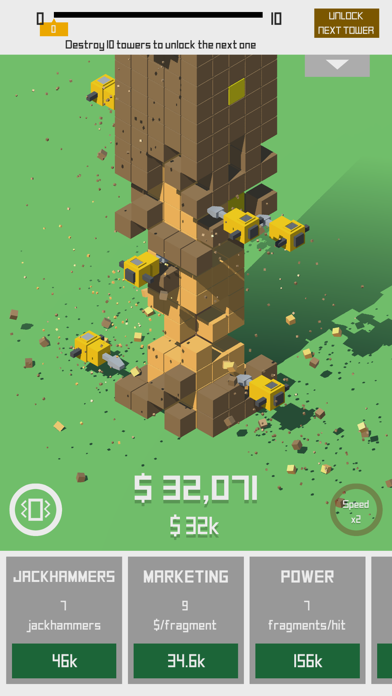 Jackhammer Tower screenshot 2