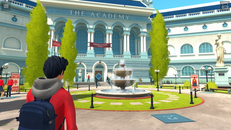 The Academy: The First Riddle screenshot-0
