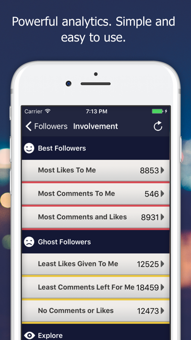 Followers Track for Instagram! - App Download - Android Apk App Store