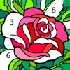 Happy Color™ – 数字で塗り絵。数字で色ぬりえ - iPadアプリ