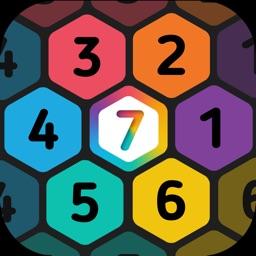 Make7! Hexa Puzzle