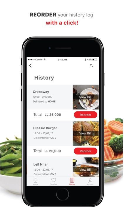 Onlivery: Online Food Delivery