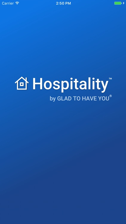 Hospitality by GladToHaveYou