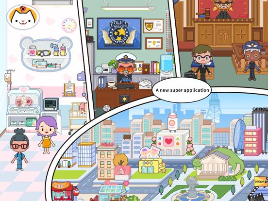 Miga Town: My World screenshot 9