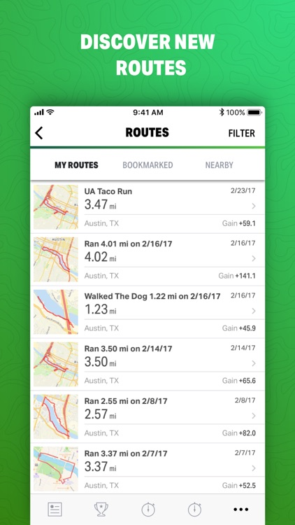 Map My Hike by Under Armour screenshot-3