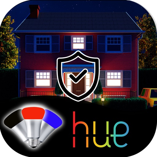 Motion Alarm for Philips Hue