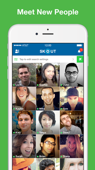 Skout — Meet New People Screenshot