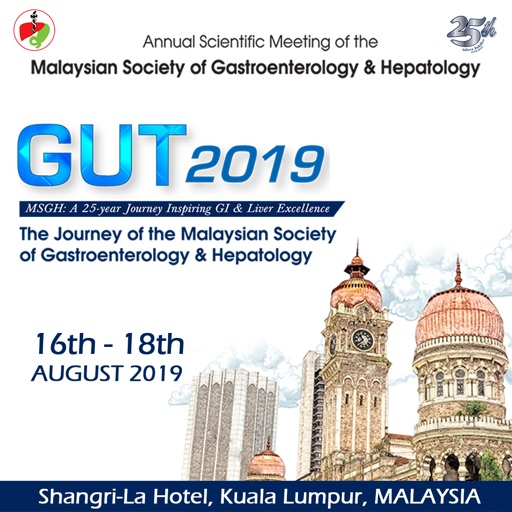 GUT 2019 by Malaysian Society of Gastroenterology and