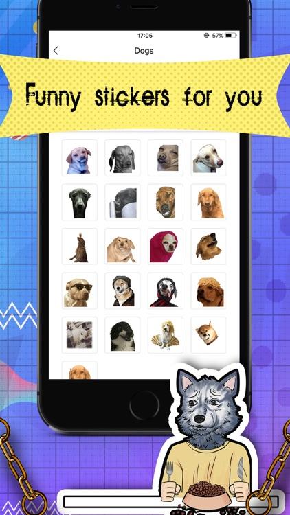 Sticker Maker - Meme Maker screenshot-3