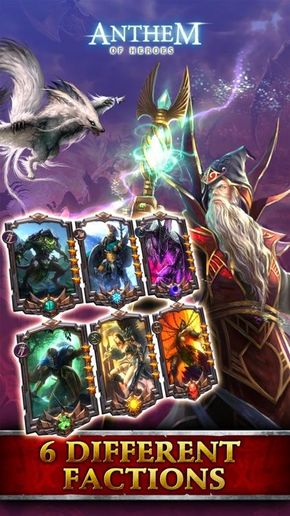 Anthem of Heroes screenshot-3