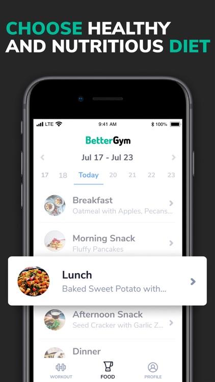 BetterMe: Weight Loss Plan screenshot-4