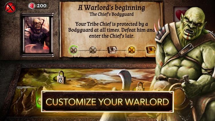 Drakenlords: RPG Card Duels screenshot-4