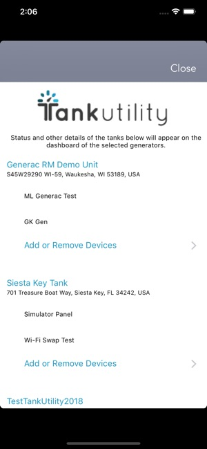 Mobile Link for Generators on the App Store