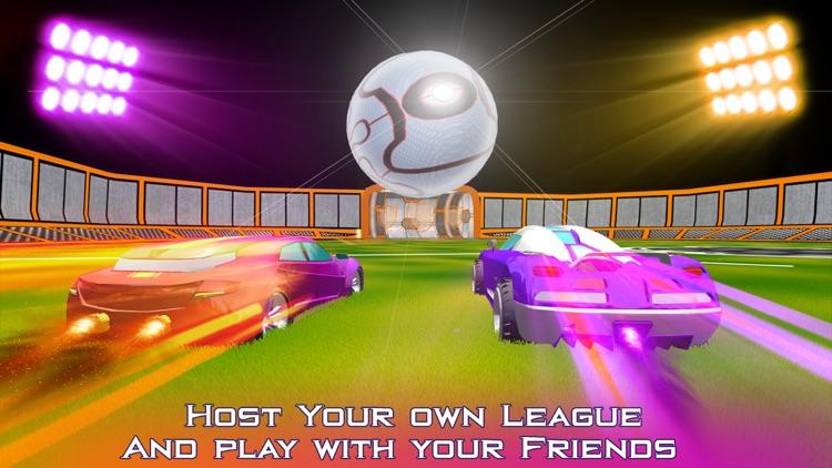 Super RocketBall League screenshot-5