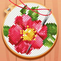 CROSS-STITCH: COLORING BOOK Hack Online Generator  img