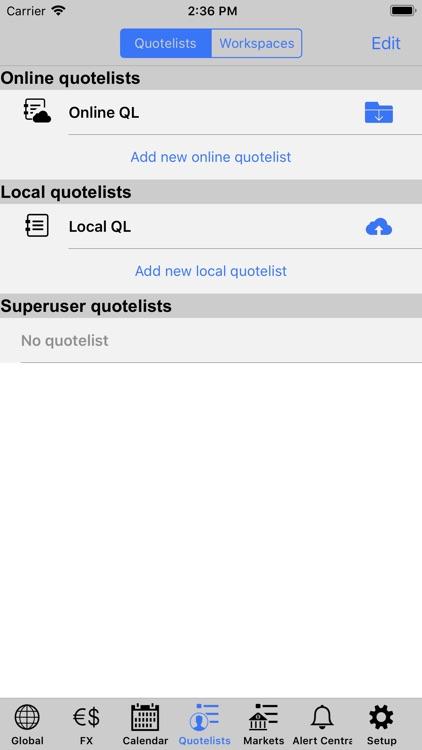FIS MarketMap Mobile UniCredit screenshot-4