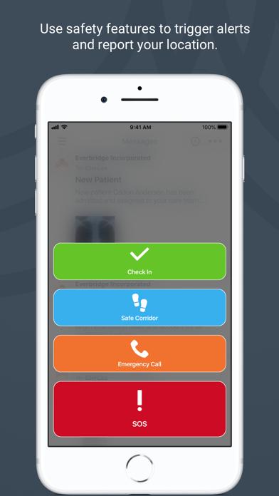 Screenshot for Everbridge in Jordan App Store