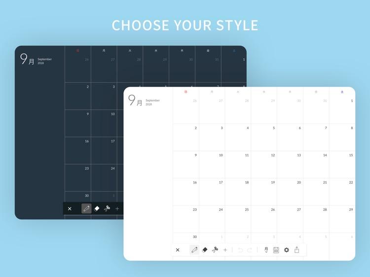Planner for iPad screenshot-4