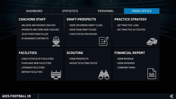 Axis Football screenshot-6
