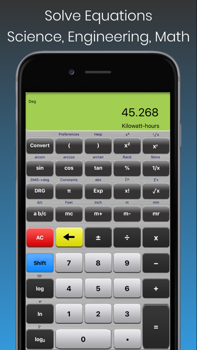 Scientific Calculator Eliteのおすすめ画像4