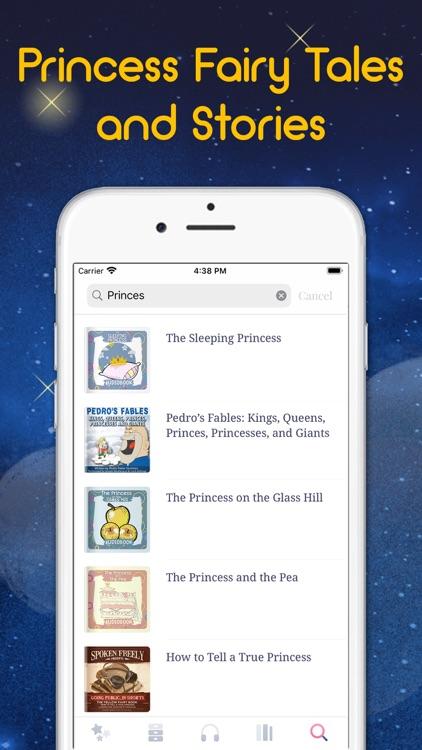 Fairy Tales & Bedtime Stories screenshot-3